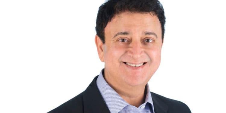 Inder Singh, CFO, Arm