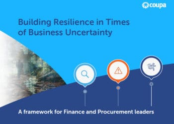 Build resilience in times of business uncertainty