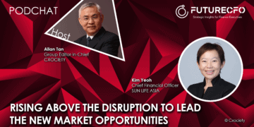 PodChats for FutureCFO: Rising above the disruption to lead new market opportunities